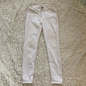 Design Lab Lord & Taylor Jeans - Lord & Taylor Design Lab White Jeans